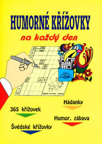 Humorné křížovky na každý den
