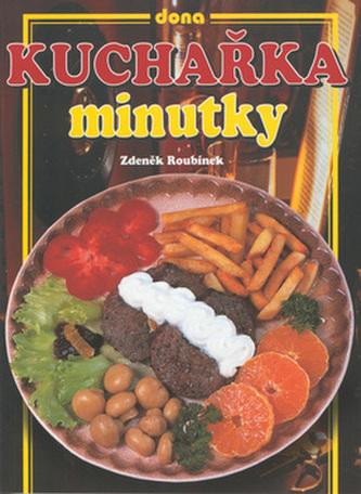Kuchařka Minutky 68,-