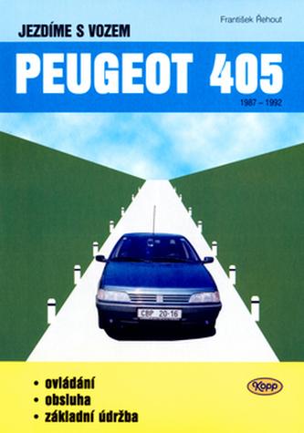Jezdíme s vozem Peugeot 405