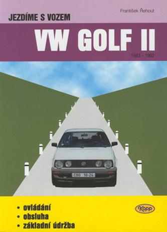 Jezdíme s vozem VW Golf II