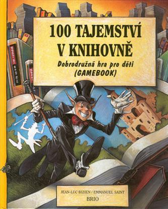 100 tajemství v knihovně
