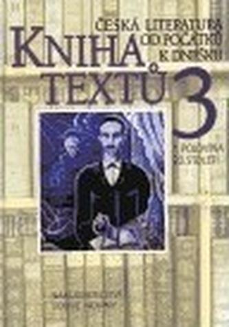 Česká literatura od počátků 3