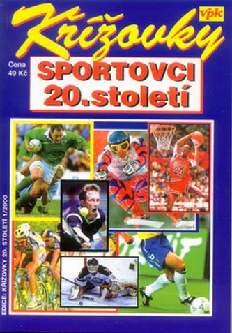 Křížovky 2000 sportovci 20.st.