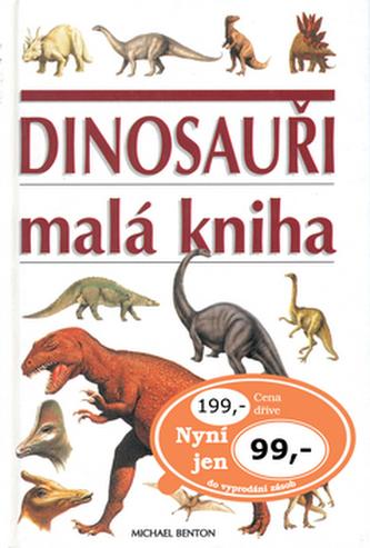 Dinosauři malá kniha