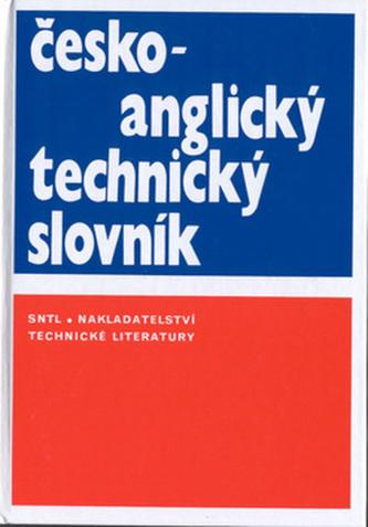 Česko-anglický tech.slovník nv