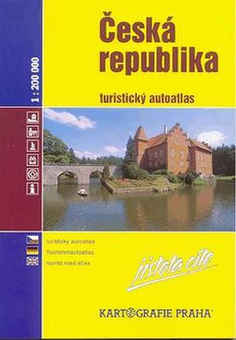 Česká republika turistický autoatlas