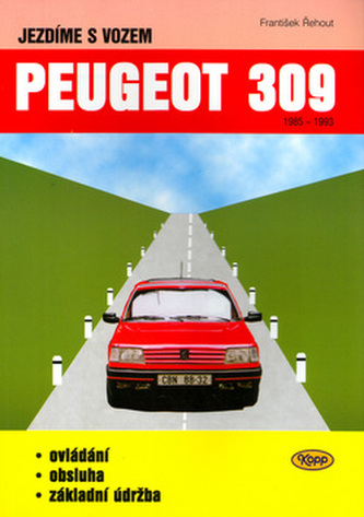 Jezdíme s vozem Peugeot 309