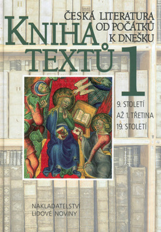 Česká literatura od počátků 1