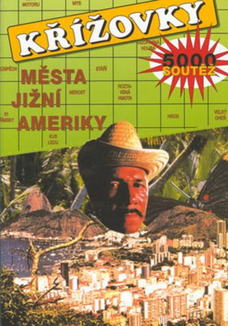 Křížovky - Města Jižní Ameriky