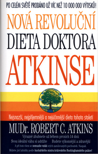 Nová revoluční dieta doktora Atkinse