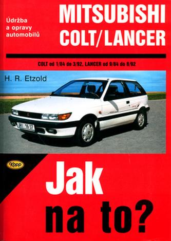Mitsubishi Colt od 1/84 do 3/92, Mitsubishi Langer od 9/84 do 8/92