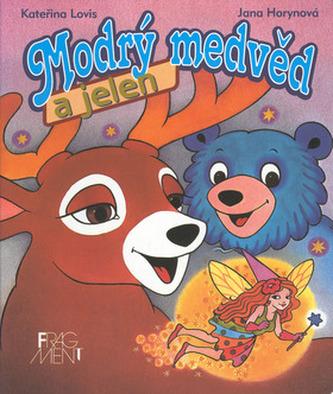 Modrý medvěd a jelen