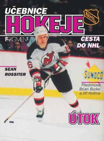 Učebnice hokeje - útok