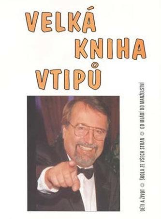 Velká kniha vtipů (E.Hrubeš)