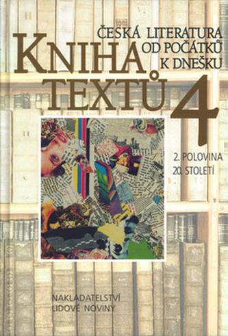 Česká literatura od počátků 4
