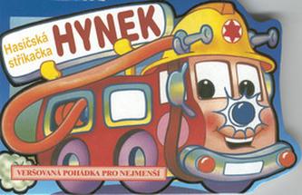 Hasičská stříkačka Hynek lep.
