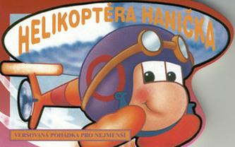 Helikoptéra Hanička leporelo