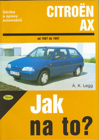 Citroën AX od 1987 do 1997