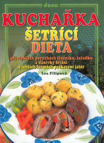 Kuchařka Šetřící dieta