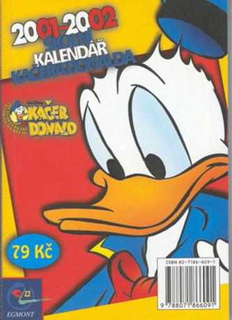 Školní kalendář K.D.2001/2002