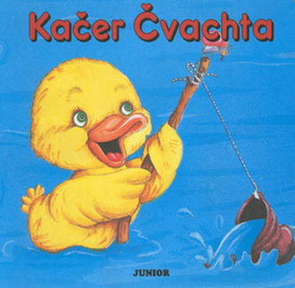 Kačer Čvachta-leporelo  JUNIOR