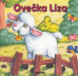 Ovečka Líza-leporelo    JUNIOR