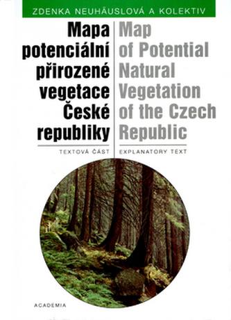 Mapa potenciální přirozené vegetace České republiky