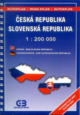 Autoatlas ČR/SR