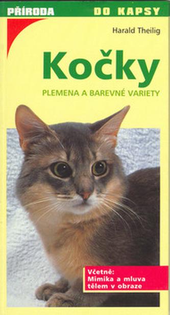 Příroda do kapsy: Kočky