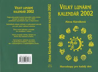 Velký lunární kalendář 2002