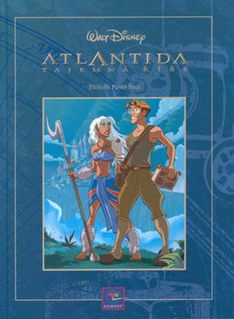 Atlantida Tajemná říše (LUXUS)