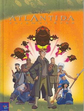 Atlantida Tajemná říše