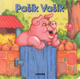 Pašík Vašík - leporelo