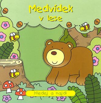 Medvídek v lese
