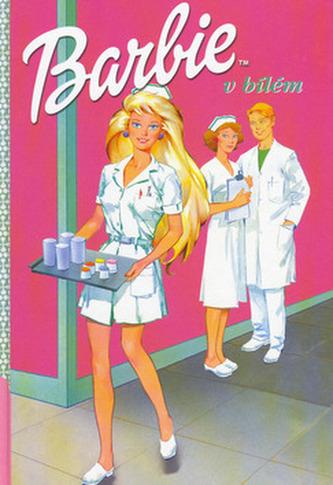 Barbie v bílém