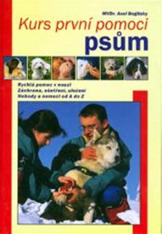 Kurs první pomoci psům