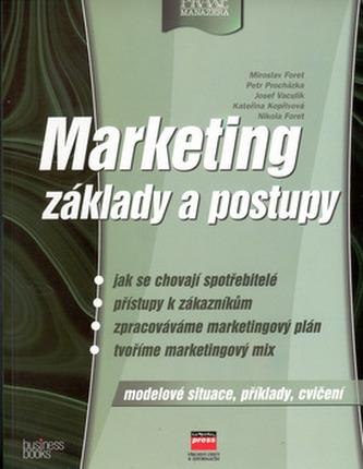 Marketing základy a postupy