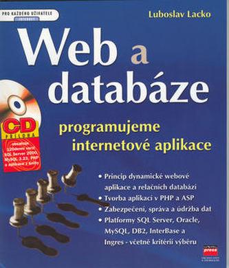 Web a databáze + CD ROM