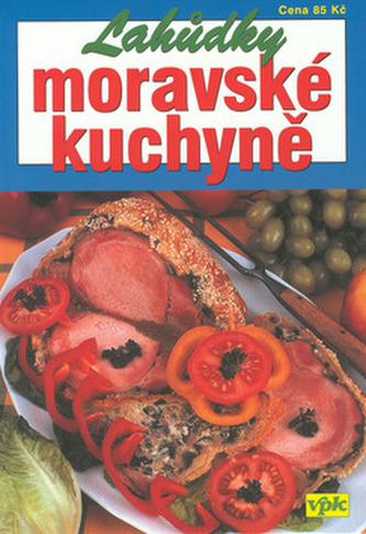 Lahůdky moravské kuchyně