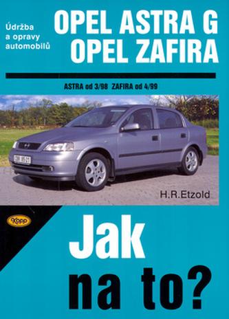 Opel Astra od 3/98, Opel Zafira od 4/99