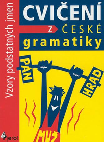 Cvičení z české gramatiky Vzory podstatných jmen