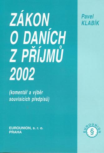 Zákon o daních z příjmů 2002