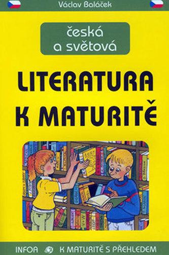 Literatura k maturitě