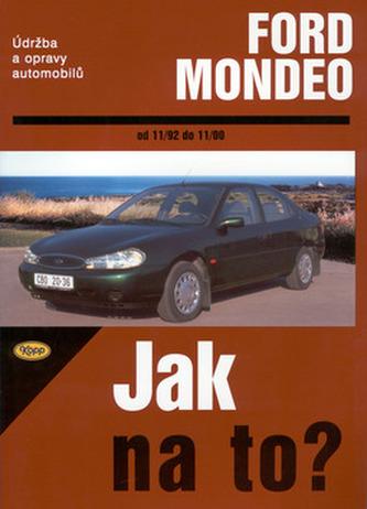 Ford Mondeo od 11/92 do 11/00