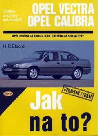 Opel Vectra od 9/88 do 9/95, Opel Calibra od 2/90 do 7/97 - Amitai Etzioni