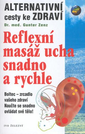 Reflexní masáž ucha snadno ...