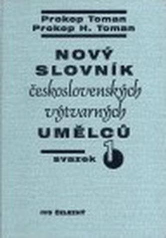 Nový slovník čs. výtv.umělců