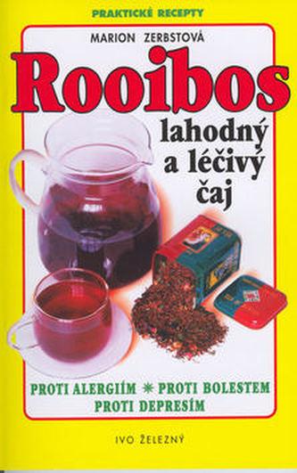 Rooibos lahodný a léčivý čaj