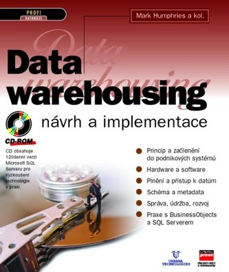 Data warehousing návrh a..+ CD