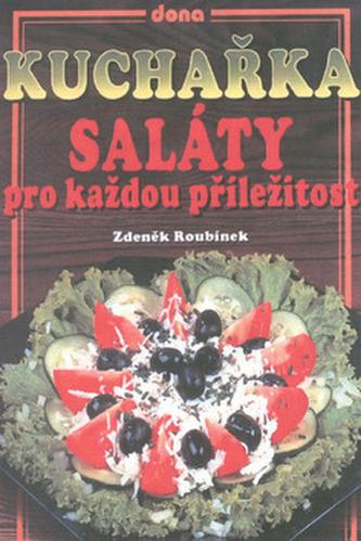 Kuchařka Saláty pro kaž.p.78,-